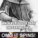 Nicholas Copernicus Reaction