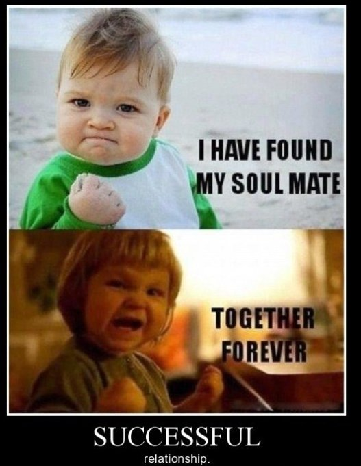 Funny Memes About Bad Relationships : Successful relationship