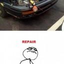 Repair Like a Boss