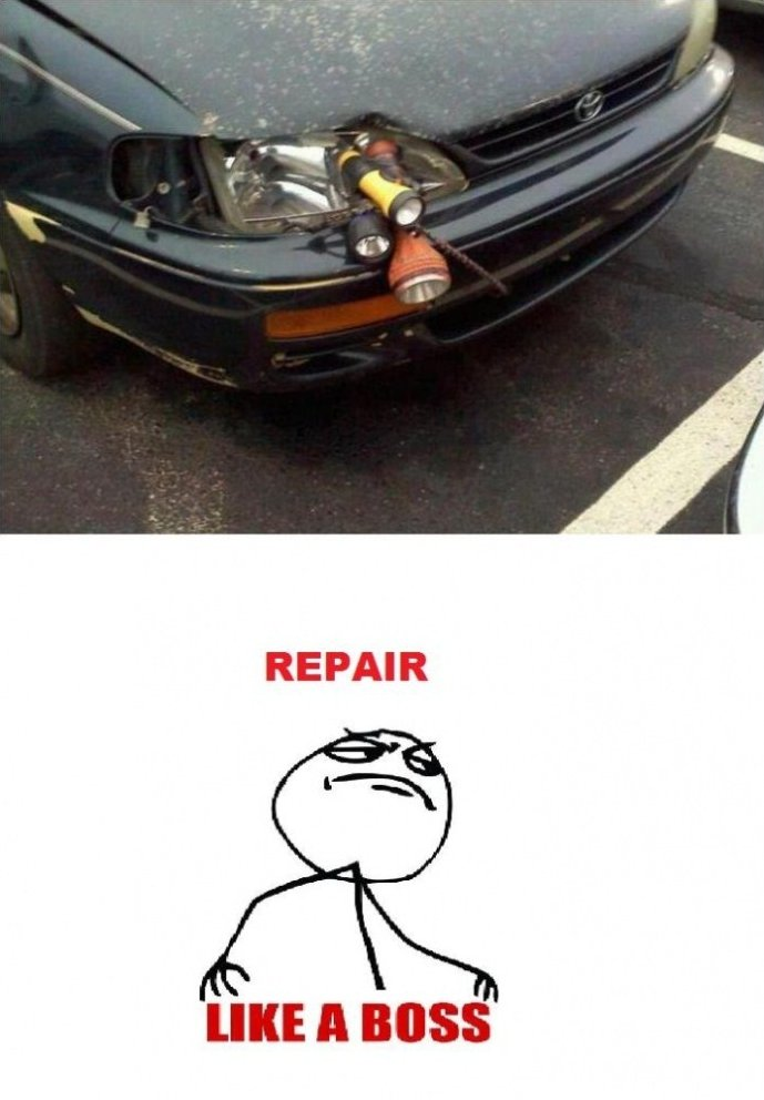 Repair Like a Boss