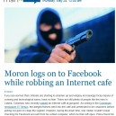 Robbers Are Not That Smart These Days