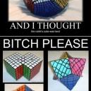 Rubrik's Cube lvl. Impossibru!