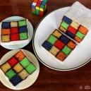 Rubriks Cube Cake!