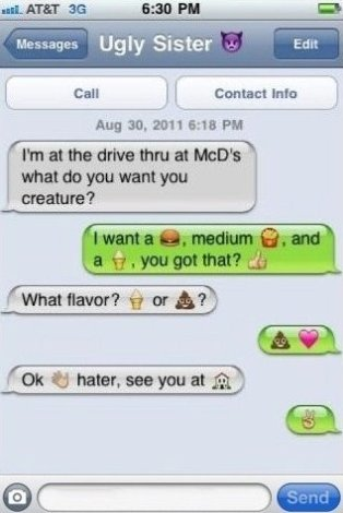 Funny SMS Conversation