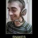 Hands-Free Snake