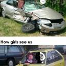 Men In a Car…