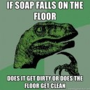 Philosoraptor – The Soap