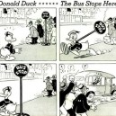 Donald Duck – The Bus Stops Here