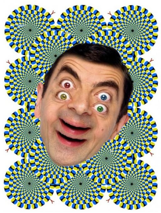 This will Twist Your Eyes! – Mr Bean