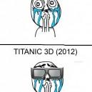 Titanic in 3D