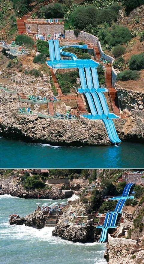 Epic Waterslide
