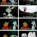 Trolling Like a Pooh