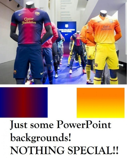 FC Barcelona New Kit