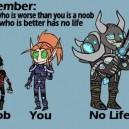 The Gamer Rule