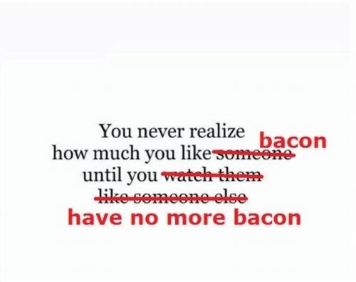 Lovely Bacon!