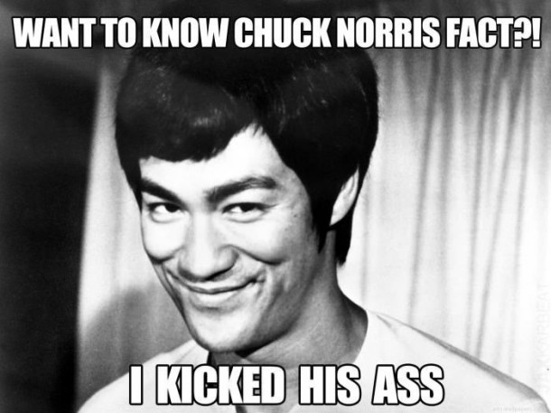Awesome Bruce Lee