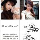 Masako Mizutani – How Old Did You Say?