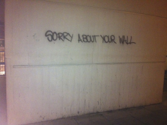Considerate Grafitti