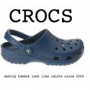 Silly Crocs