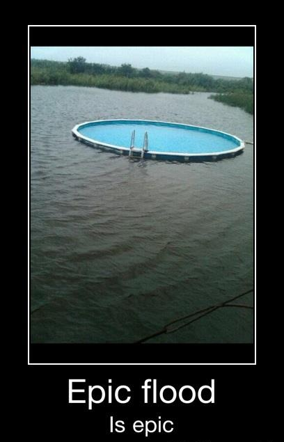 Take a Swim In The Pool?