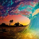 Epic Sunset Wave