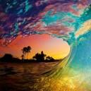 Epic Sunset Wave