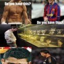 Ronaldo and Messi Again