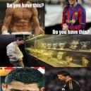 Ronaldo and Messi Again
