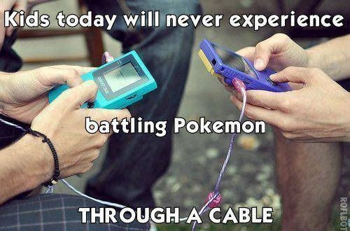 Battling Pokemon Through a Cable