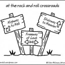 At The Rock and Roll Crossroads