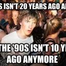 It's a Bit Sad When You Think About It…