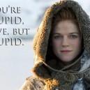 You're Stupid – Jon Snow