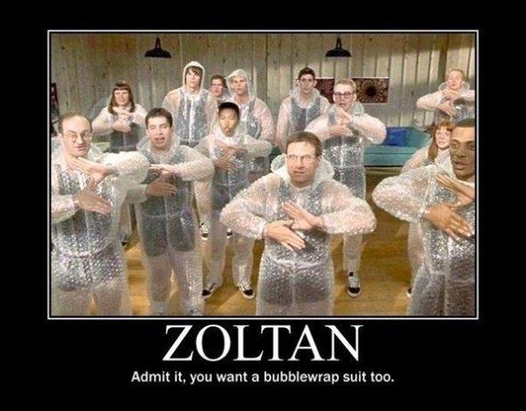 Zoltan!