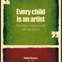 Quote of The Day – Pablo Picasso
