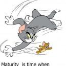 Childhood and Maturity