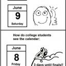 Students Calendar