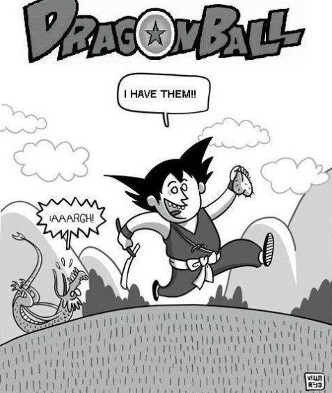Dragonballs!