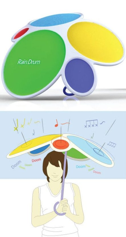 Cool Rain Drum or Drumbella =)