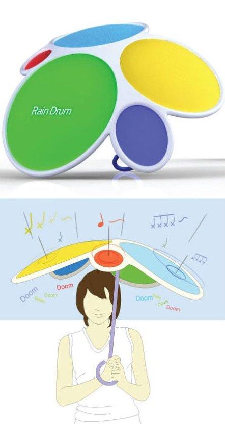 Cool Rain Drum or Drumbella =)