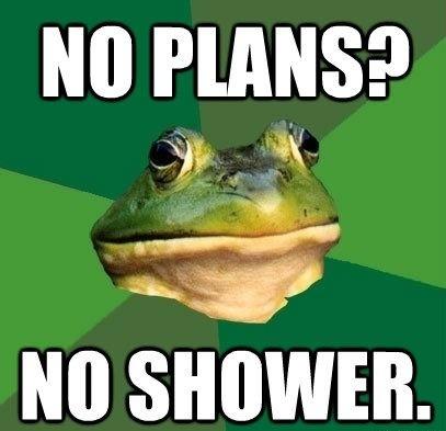 No Plans?