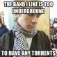 First World Hipster Problems
