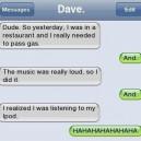 Passing Gas Fail