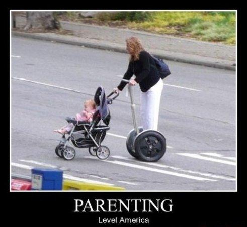 Parenting Level America