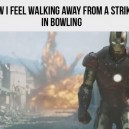A Strike in Bowling