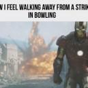 A Strike in Bowling