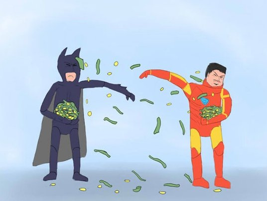 Iron Man and Batman – The Ultimate Battle