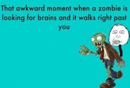 That Awkward Moment…