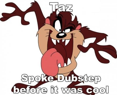 Hipster Taz