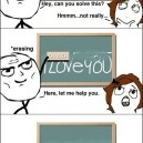 How to tell someone you love them
