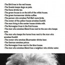 Einstein's Riddle – I Dare You To Try It!